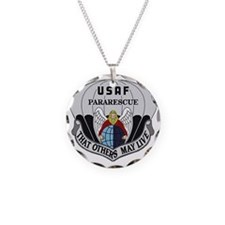 Pararescue Logo Necklace
