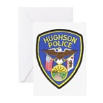 Hughson Police Greeting Cards (Pk of 10)
