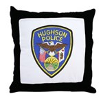Hughson Police Throw Pillow