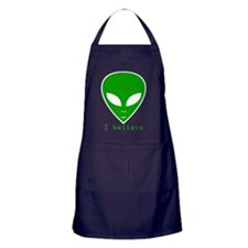 Alien I believe Apron (dark)