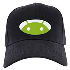 Google Android Head Baseball Hat