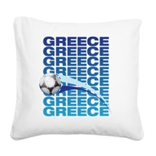 A_GRE_1 Square Canvas Pillow