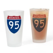 I95 Drinking Glass