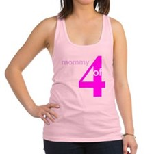 mom4b Racerback Tank Top