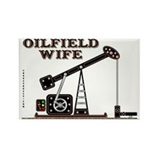 Oilfield Wife2 Zed A4 Test using3 Rectangle Magnet