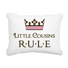 LCRule Rectangular Canvas Pillow