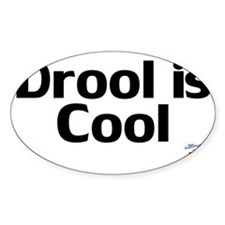 DroolisCool Decal