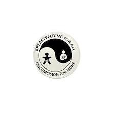 Lactivist/Intactivist Mini Button