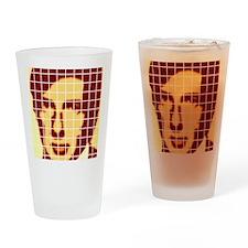 lennnyc2grid Drinking Glass