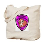 The Valentine Police Tote Bag