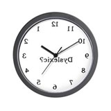 Dyslexic? Wall Clock