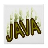 Java Java Tile Coaster