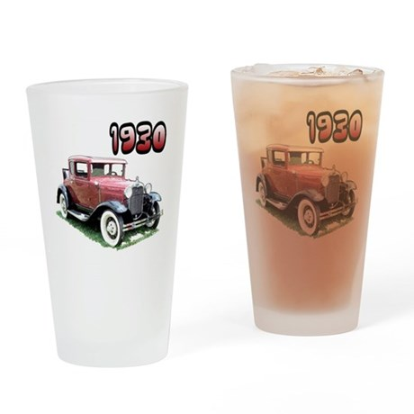 FordAcpe-10 Drinking Glass