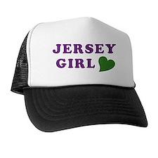 2-JerseyGirl Trucker Hat