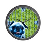 Time Warp 60's Wall Clock