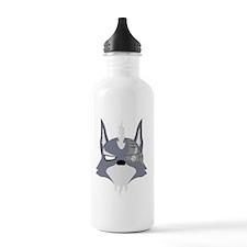 starfox-starwolf-full Water Bottle