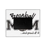 Baseball mom Picture Frames