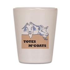 totesfront Shot Glass