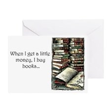 2-books2 Greeting Card