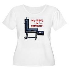 2-MyBBQisSmok T-Shirt