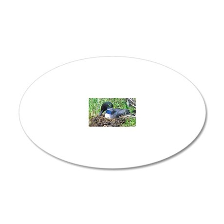 2x3_magnet   7 20x12 Oval Wall Decal