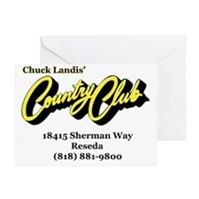 CountryClub Greeting Card