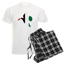 Peace in Palestine Pajamas