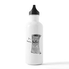 3-burrito Sports Water Bottle