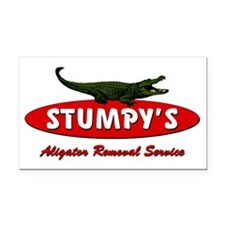 STUMPYSpp Rectangle Car Magnet