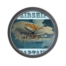 Airship Eagle Wall Clock