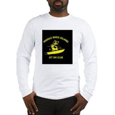 jetski-club-front 2 Long Sleeve T-Shirt