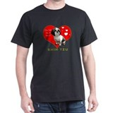 Shih Tzu Valentine China T-Shirt