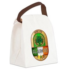 Quinn's Irish Pub Canvas Lunch Bag