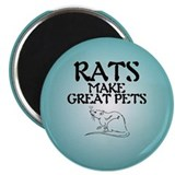 Pet Rats Magnet