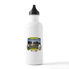 Gettysburg-Bloody Wheatfield Water Bottle