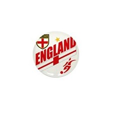 england aaa Mini Button