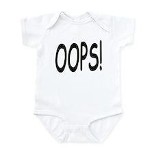 Oops! Infant Bodysuit