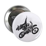 "Freestyling on a dirt bike 2.25"" Button (100 pack)"