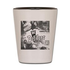 The Defilers Shot Glass