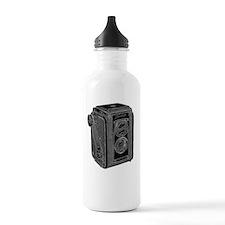 Old_school_kodak Water Bottle