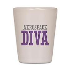 Aerospace DIVA Shot Glass