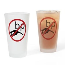 no_bp Drinking Glass