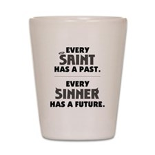 every_saint_light Shot Glass