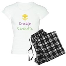 CradleCatholic_both Pajamas