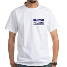 "Hi, I'm Chandler - ""Could I BE..."" T-Shirt"