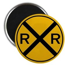 Railroad Level Grade Crossing Magnet