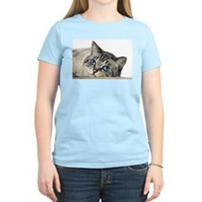 Blue Eyed Cat T-Shirt