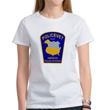 Policevet's Patch Tee