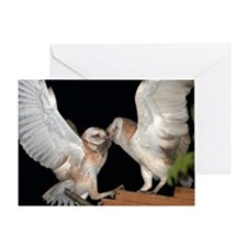 Mouse Handoff Greeting Card