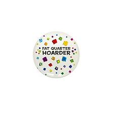 FatQuarterHoarderTote Mini Button